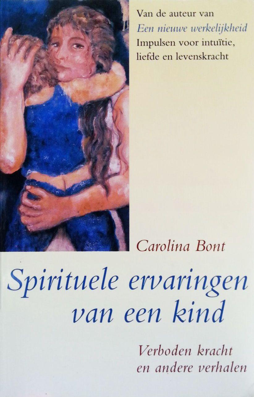 boek spirituele ervaringen van een kind