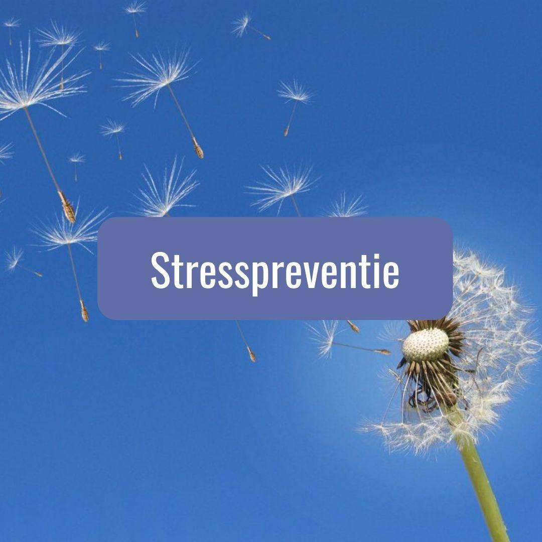 Stresspreventie
