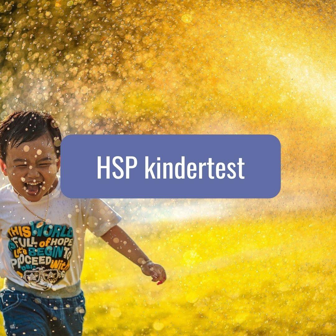 HSP kindertest
